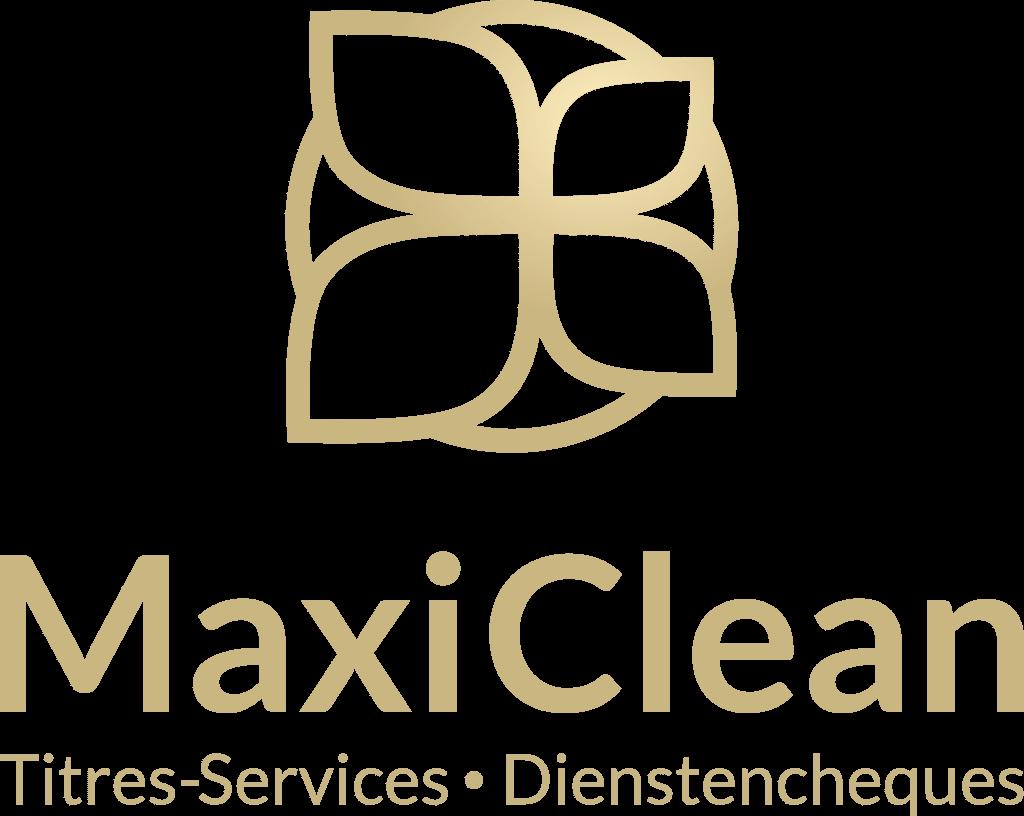 Logo maxiclean gold